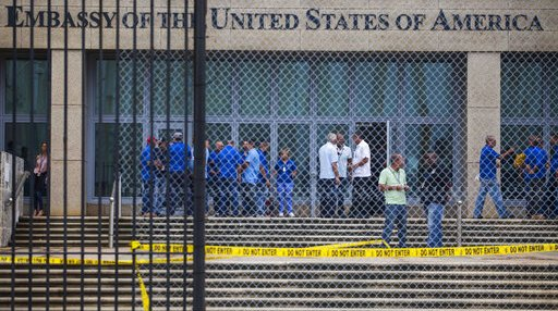 Cuba Attacks Spies