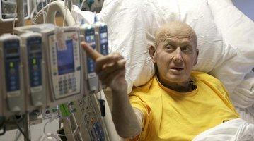 CORRECTION Craig Sager Leukemia Basketball