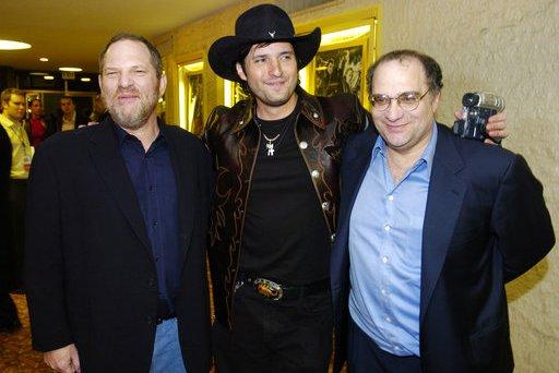 Harvey Weinstein Bob Weinstein