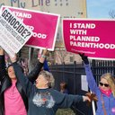 Planned Parenthood Protests St Louis