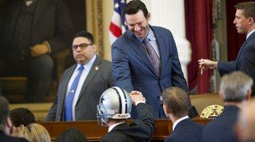 Romo Texas Legislature