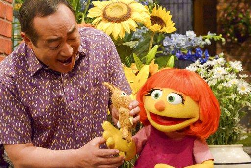 TV-Sesame Street-Autism