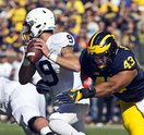 Penn St Michigan Football