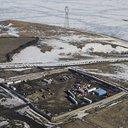 Oil Pipeline North Dakota Windfall