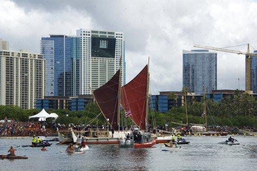 Worldwide Canoe Voyage