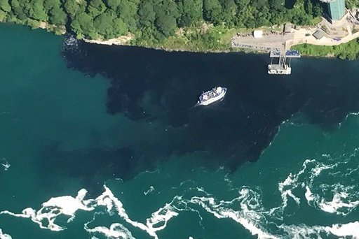 Niagara Falls Black Water