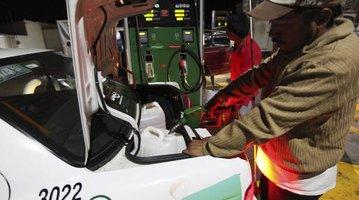 Mexico Gasoline Shock