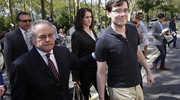 APTOPIX Martin Shkreli Trial
