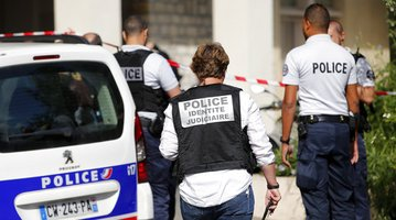 France Soldiers Attacked
