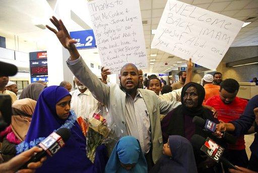 Muslim Leader No Fly