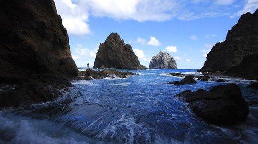 St Helena Remote Island