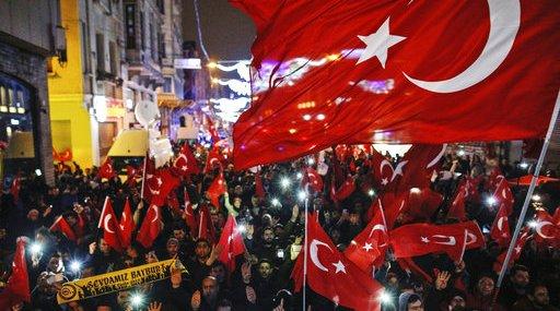 APTOPIX Turkey Netherlands