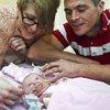 Britain Baby Heart