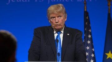 Trump US France