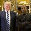 People Kanye West Trump