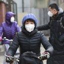 CHINA-POLLUTION-BUBBLE