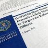FBI Black Extremists