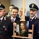 Italy Museum artwork Heist