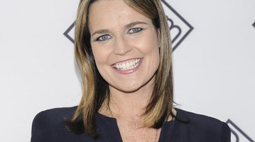 People Savannah Guthrie