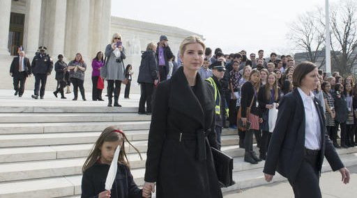Supreme Court Ivanka Trump
