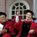APTOPIX Harvard Commencement Zuckerberg