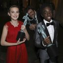 The 23rd Annual SAG Awards - Backstage