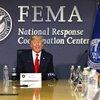 Harvey Federal Aid