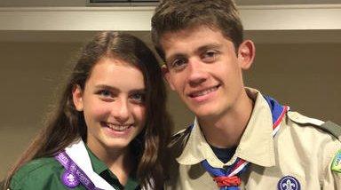 Boy Scouts Girls