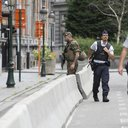 Belgium Machete Attack