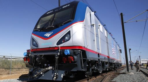 Amtrak New Locomotives