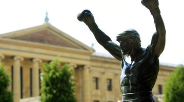 Rocky Statue Reopens