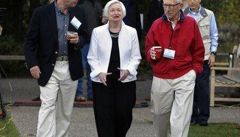 Federal reserve Janet Yellen