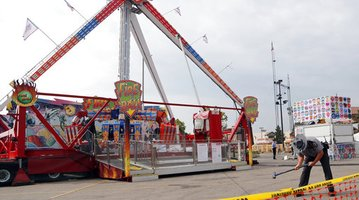 State Fair Ride Malfunction