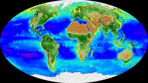 NASA Living Planet