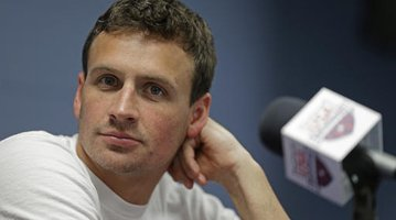 Ryan Lochte father to be
