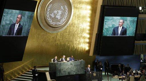 United Nations Meetings