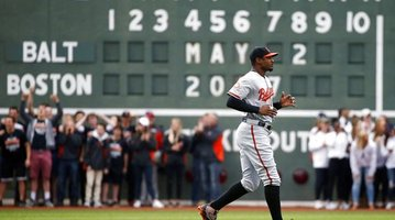Orioles-Jones-Racial Taunts Baseball