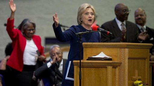 Campaign 2016 Clinton Faith