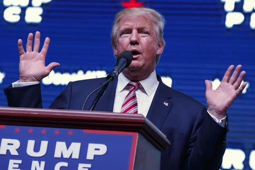 Donald Trump Republican Party