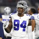 Cowboys Gregory Suspended Football