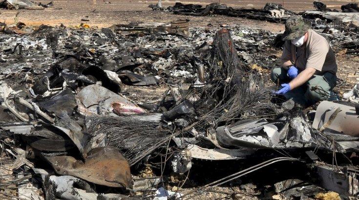 EGYPT-CRASH-BOMB-ARRESTS
