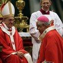 Vatican Pope New Cardinals