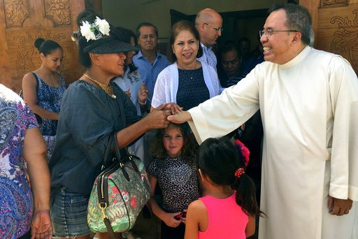 North Korea Guam Catholic Church