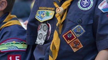 Transgender Boy Scouts