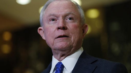 Trump Sessions Attorney General