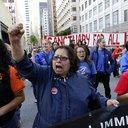 May Day Protests California