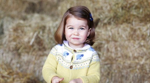 Britain Princess Charlotte