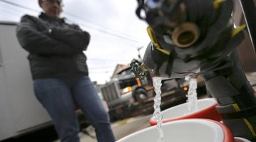 Pittsburgh Water Problems