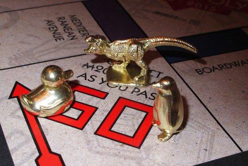 Monopoly Tokens
