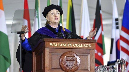 Wellesley College Clinton